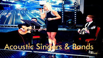 Acoustic Singers & Bands