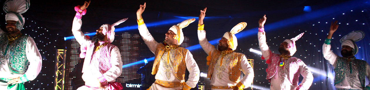Bhangra Dance Group Image