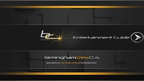 Birmingham Crew DJ Entertainment